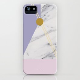 Minimal Complexity v.4 iPhone Case