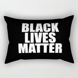 Black Lives Rectangular Pillow