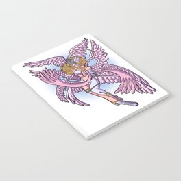 Angewomon Notebook
