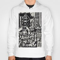 hip hop Hoodies featuring Hip Hop by J. Unger Photography