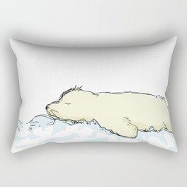 Baby Seal Rectangular Pillow