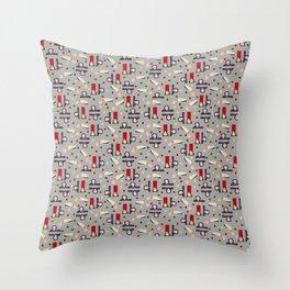 Full Analik Throw Pillow