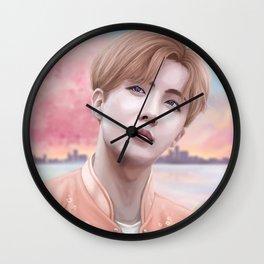 BTS J-Hope Wall Clock