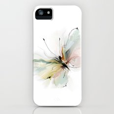 butterfly iPhone SE Slim Case