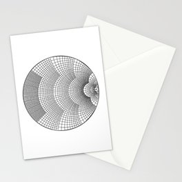 The Smith Chart Stationery Cards