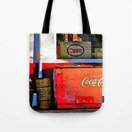 Outside the Station Tote Bag