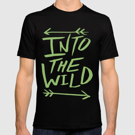 Into the Wild: Lost Lake T-shirt