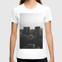 Bucharest Skyline T-shirt