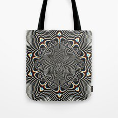 Full Om Mandala Tote Bag