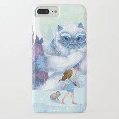The Monstrous Mountains Slim Case iPhone 7 Plus