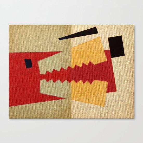 Xolotl Canvas Print