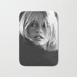 Brigitte Bardot Bath Mat