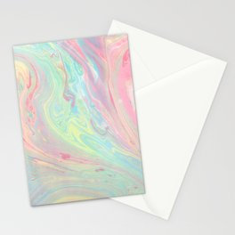 maybe marble Stationery Cards