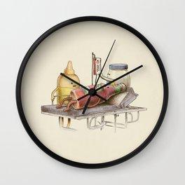 Emergency Transfusion  Wall Clock