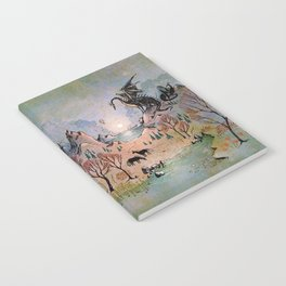 Dragon Hills Notebook