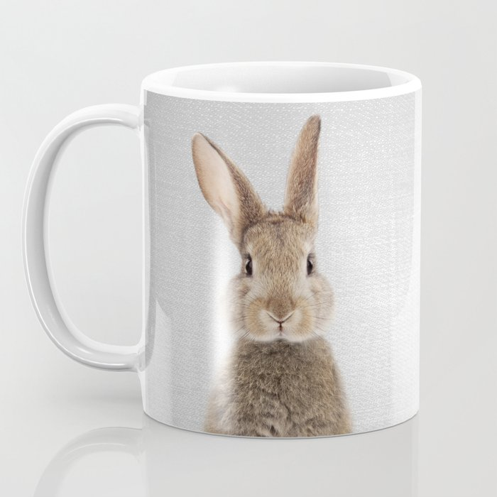 Rabbit Tail - Colorful Coffee Mug