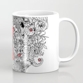 10 of Diamonds Coffee Mug