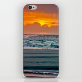 Ocean Sunset - Pacific Coast Highway 101 iPhone Skin