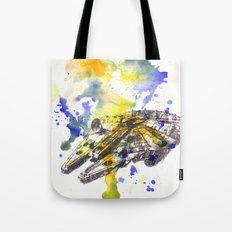 Star Wars Millenium Falcon  Tote Bag