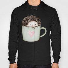 Hedgehog in a Mug Hoody