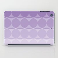 ombre iPad Cases featuring Ombre by TypeArtist