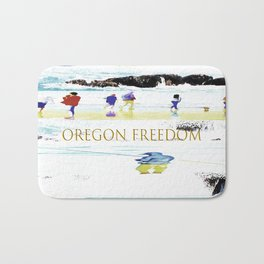 Oregon Freedom Bath Mat
