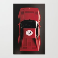 Super Car 13 Canvas Print