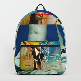 KEEP on ROCKIN - Statue of Liberty Style Backpack