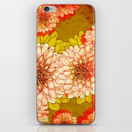 Flower Two A iPhone Skin