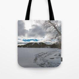 Winter Landscape 2 Tote Bag