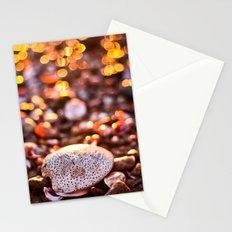 Bokeh Sprinkles Stationery Cards