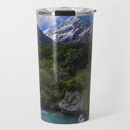 Aoraki Mount Cook // Hooker Valley Travel Mug