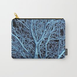 Illuminated Tree Carry-All Pouch
