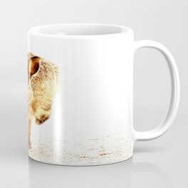 Wait For Me Guys! Hare running #decor #society6 Coffee Mug