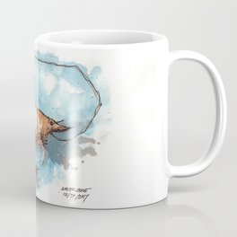 Mississippi Gulf Coast Shrimp Coffee Mug