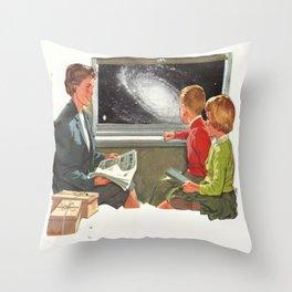 weefee gratis  Throw Pillow