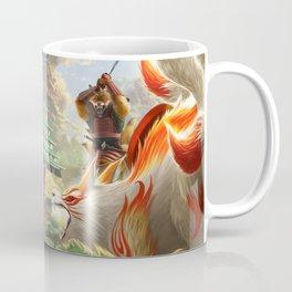 Kitsune Generals Coffee Mug