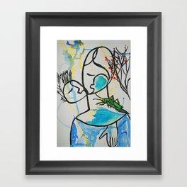 Imagination  #society6  #decor  #buyart Framed Art Print