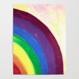 rainbow love (z) Poster