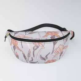 Iris smell Fanny Pack