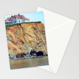 Cliffs of Perce Panoramic Stationery Cards
