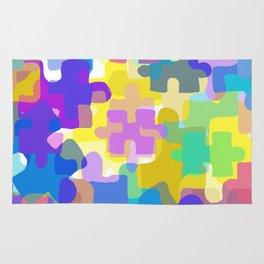 Autism Awareness Rug