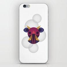 Vaca Burbuja iPhone & iPod Skin