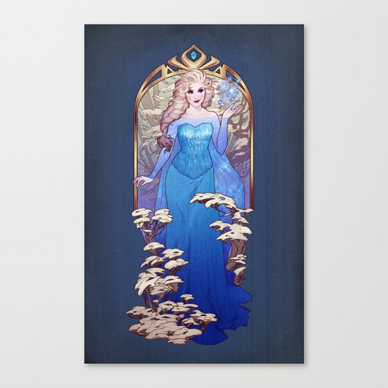 A Kingdom of Isolation Canvas Print