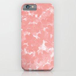 Clover IV iPhone Case