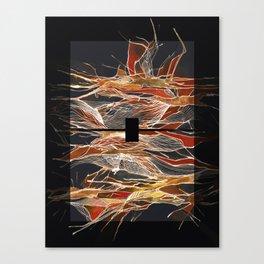 Midnight Fever Canvas Print