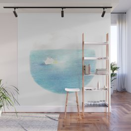Loneliness Wall Mural