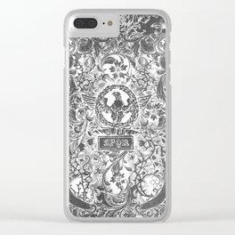 Ancient Rome SPQR Clear iPhone Case