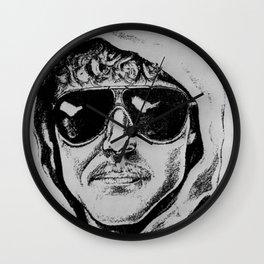 Unabomber Ted Kaczynski Police Sketch 1 Wall Clock