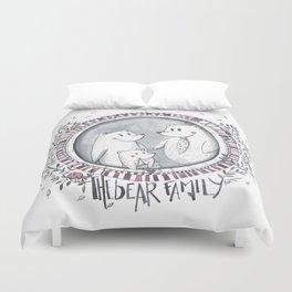 3 little bears Duvet Cover